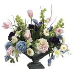 Mixed Floral Anemone Arrangement