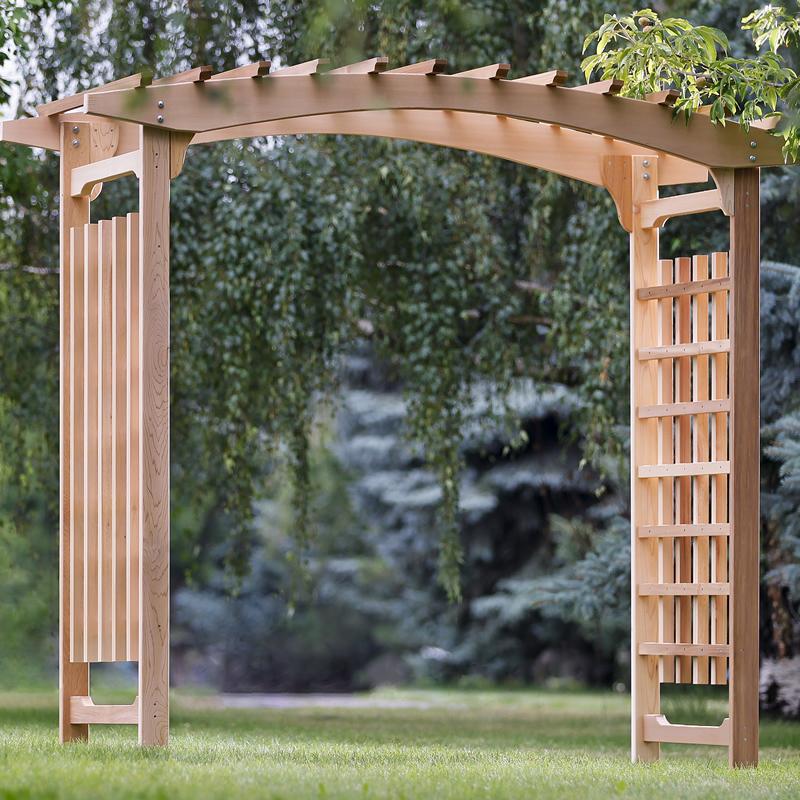 5 Ways To Decorate A Wedding Arbor