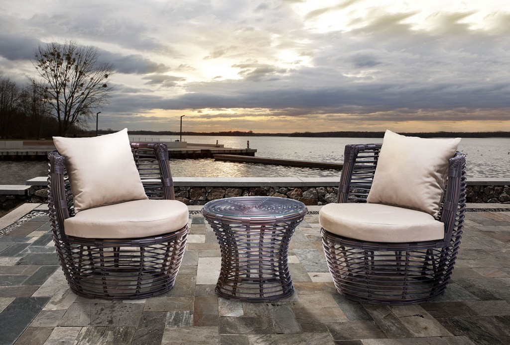 Stacking Outdoor Furniture