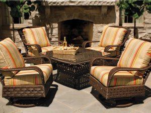 Lloyd:Flanders Outdoor Living Room Set