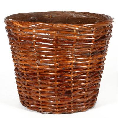 Rattan Planter Basket