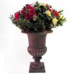 Artificial Flower Urn Arrangements