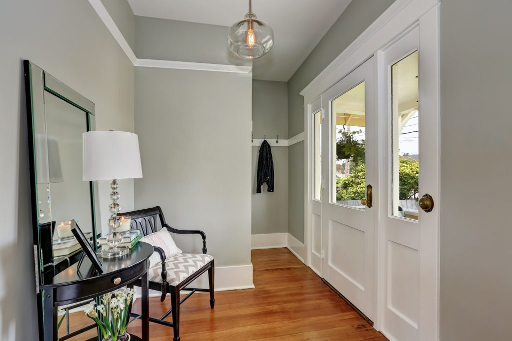 Small Improvements to Make to Your Entryway