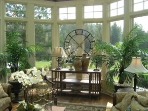 Small Improvements to Make to the Sunroom and Porch