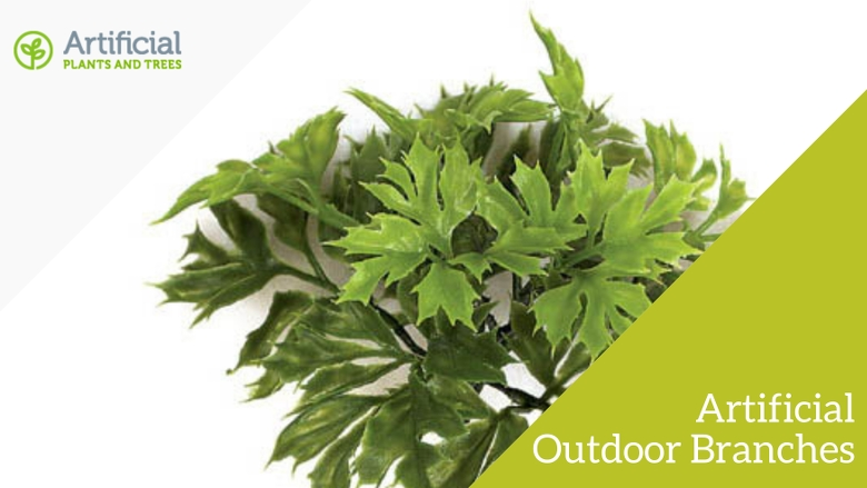 atificial outdoor branches