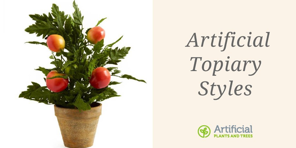 artificial topiary styles