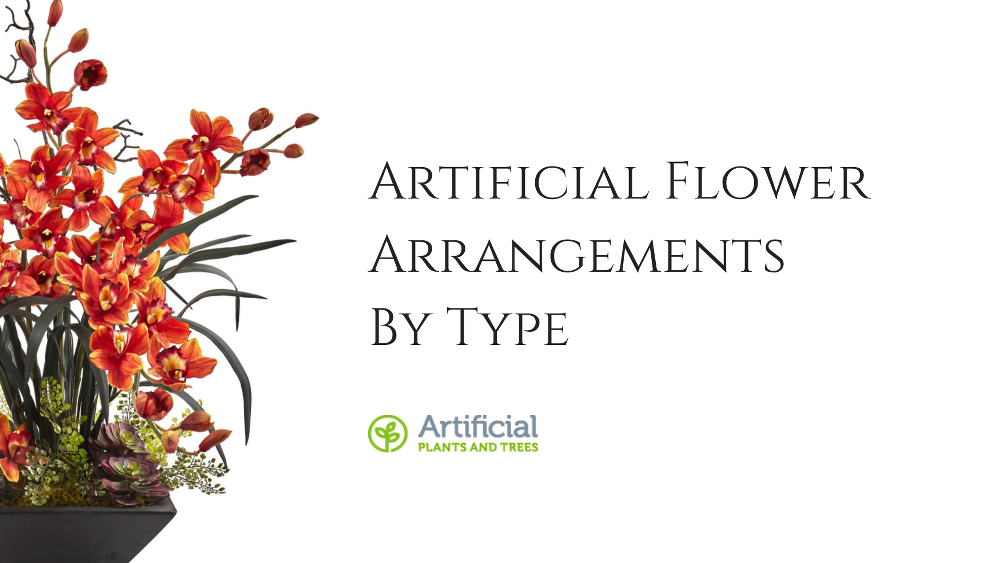 artificial flower types