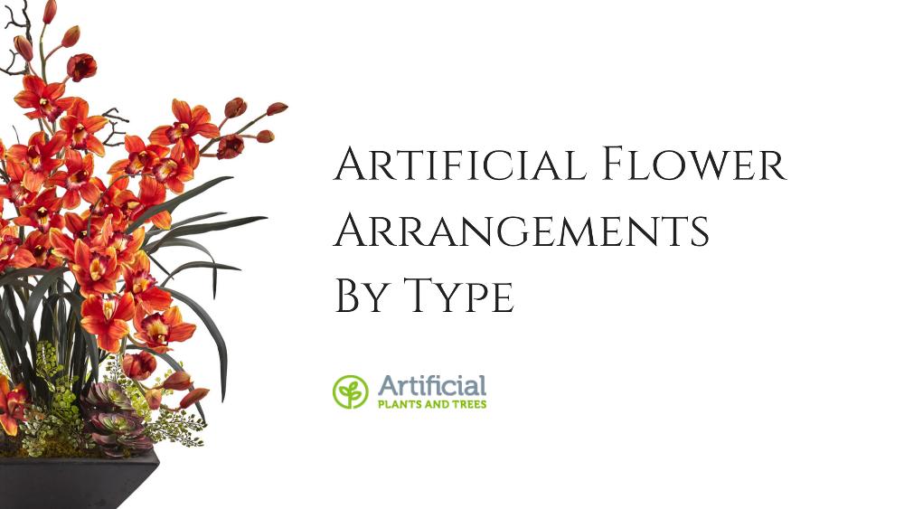 artificial flower types