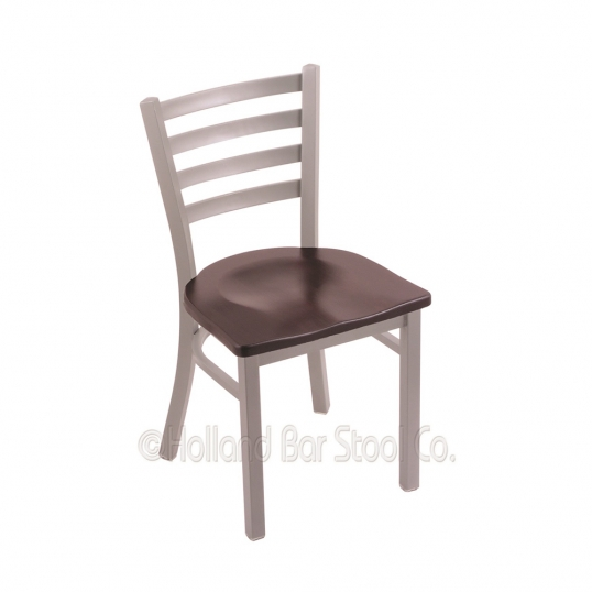 Holland Bar Stool Co 400 18inch Jackie Dining Chair Wwood Seat