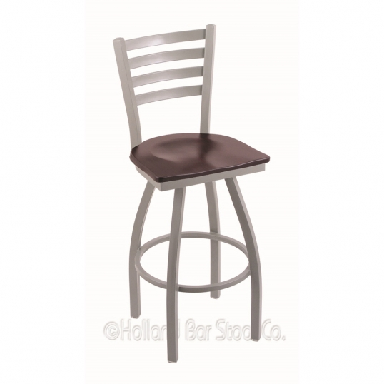 Holland Bar Stool Co 30 Inch 410 Jackie Swivel Bar Stool With