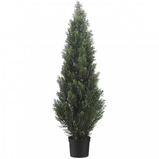4 foot outdoor artificial cedar tree | 4ftced-st