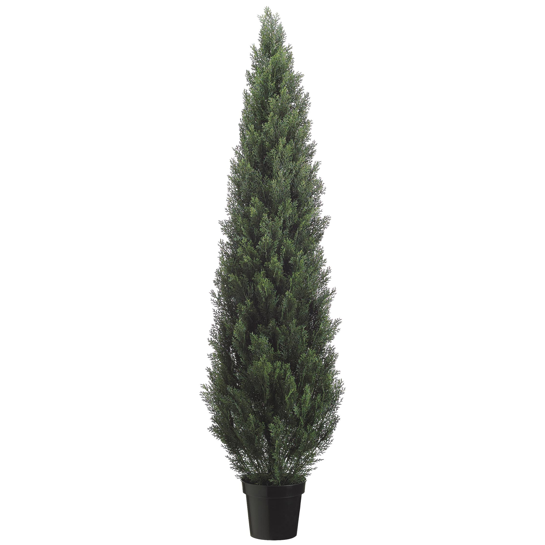 Artificial Cedar Christmas Trees