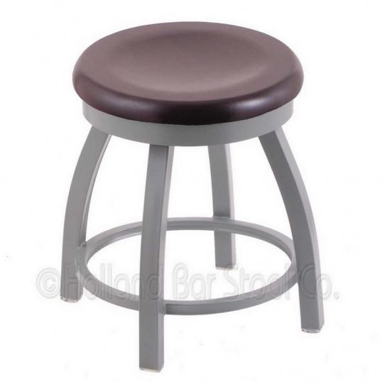 Cool Holland Bar Stool Co 18 Inch 802 Misha Swivel Vanity Evergreenethics Interior Chair Design Evergreenethicsorg