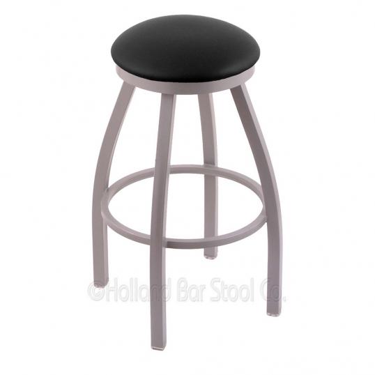 Holland Bar Stool Co 25 Inch 802 Misha Swivel Counter Stool W