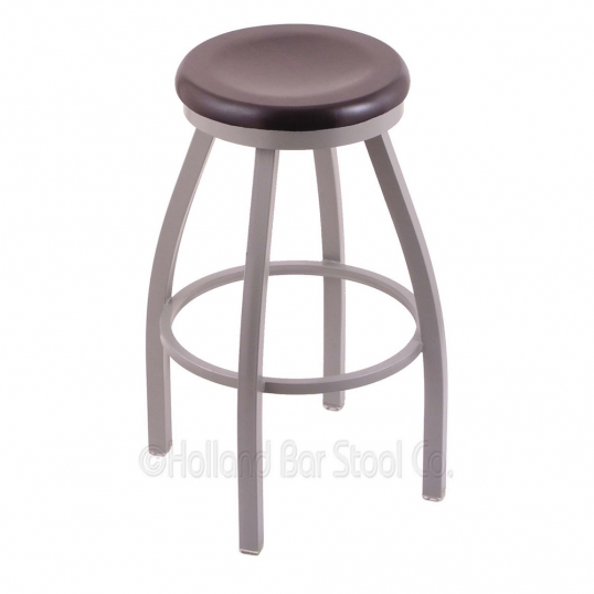Holland Bar Stool Co 36 Inch 802 Misha Swivel Bar Stool With Wood
