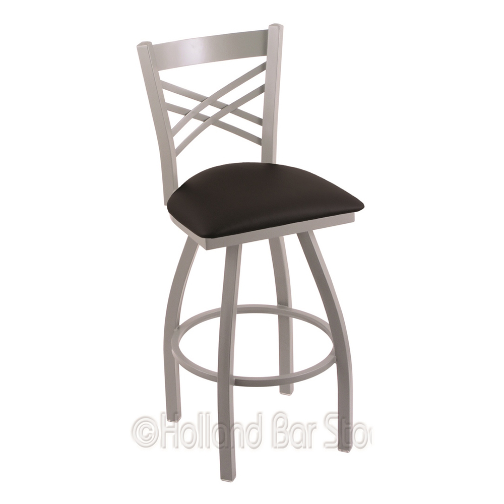 Best-selling Catalina Swivel Bar Stool Wood Seat Product Photo