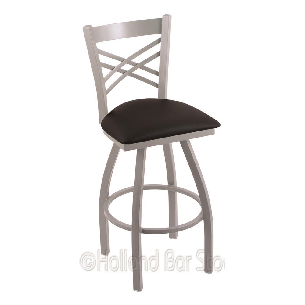 Best-selling Catalina Swivel Bar Stool Wood Seat Product Photo