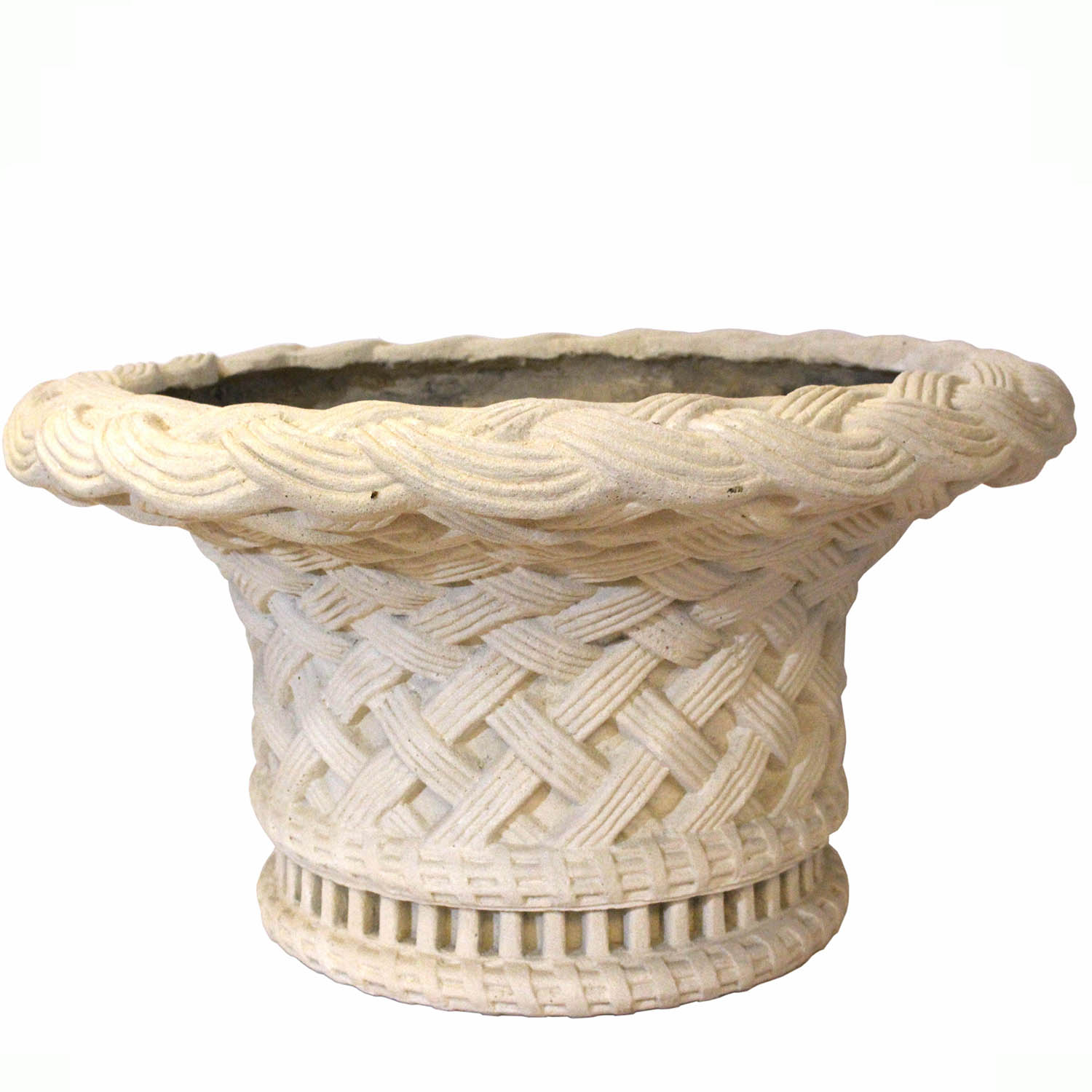 Select Victoria-Round-Cast-Limestone-Planter Product Picture 174