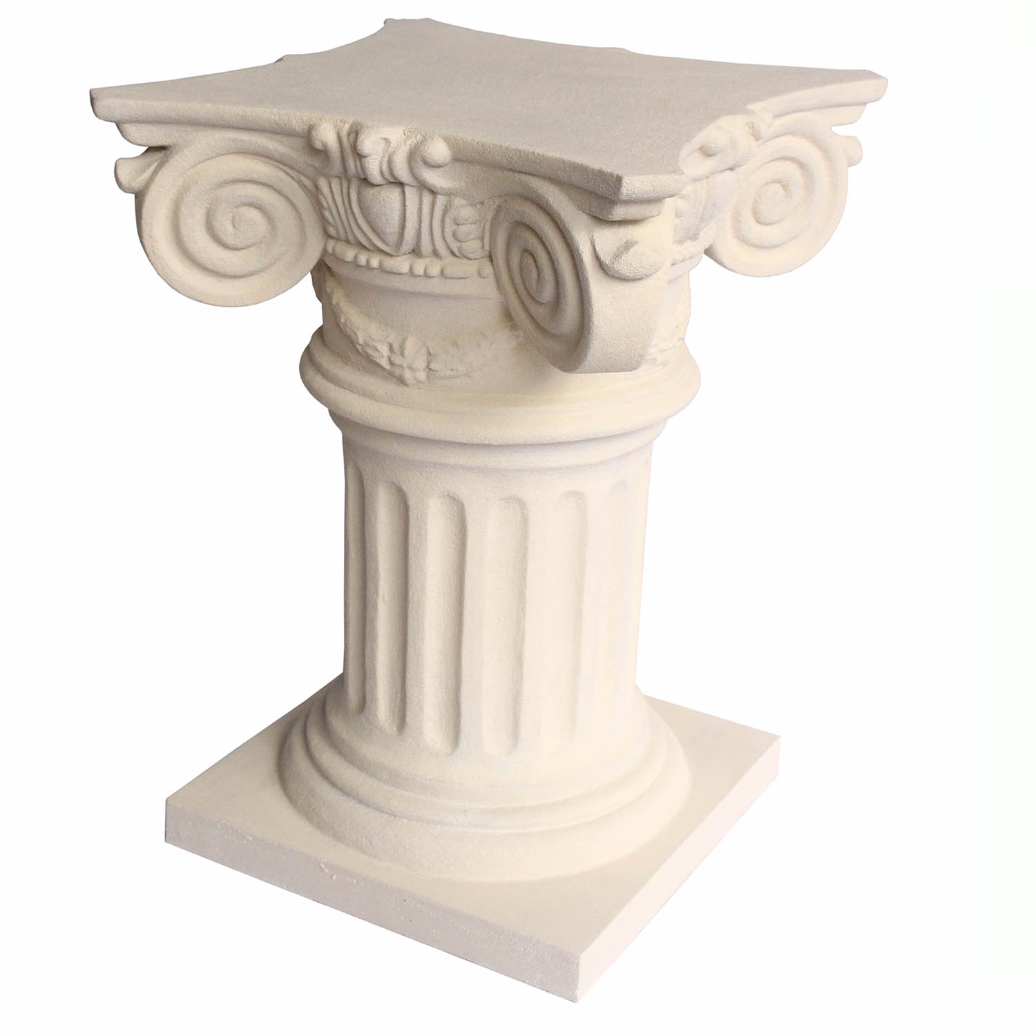 Choose Florence Cast Limestone Pedestal 5 174