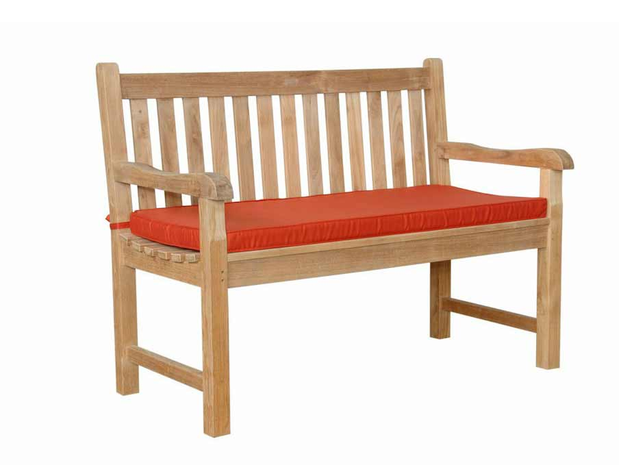 Ultimate Teak Classic Seater Bench Product Photo