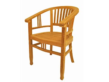 Anderson Teak Captain 39 S Arm Chair By Anderson Furniture