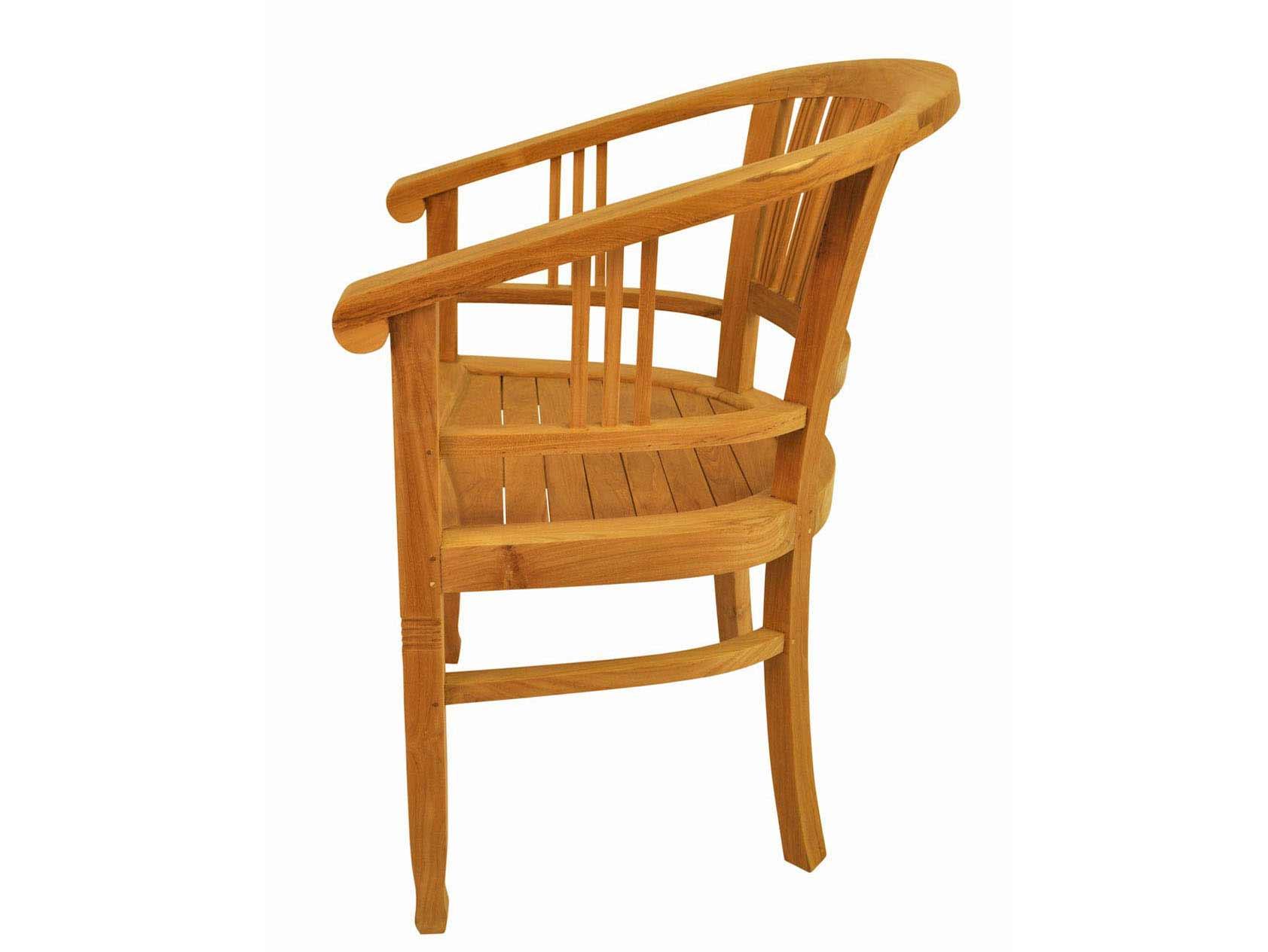Anderson Teak Captain 39 S Arm Chair Chd 044 Anderson