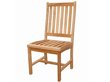 Anderson Teak Wilshire Side Chair CHD 113