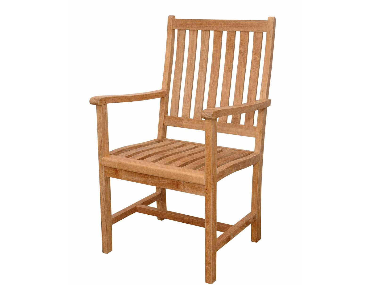 Search Teak Wilshire Arm Chair Product Photo
