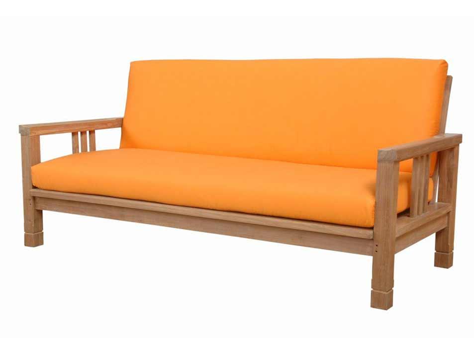 Splendid Teak South Bay Deep Seating Sofa Product Photo
