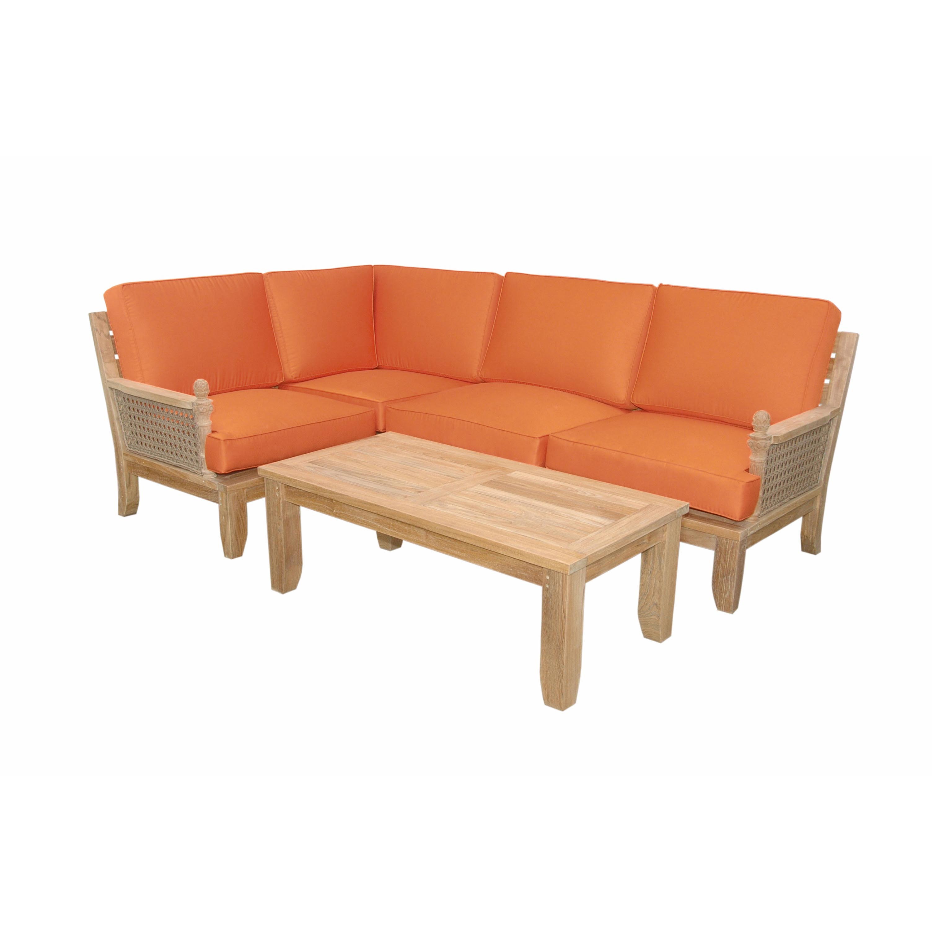 Select Teak-Luxe-Seating-Collection Product Picture 6