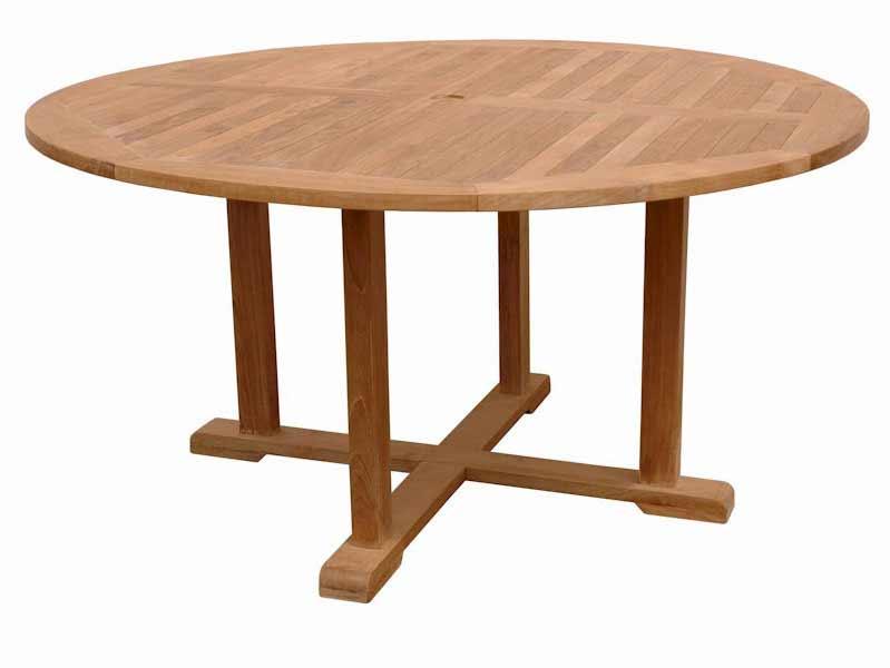 Anderson Teak Teak 5 Foot Tosca Round Table Tb 005rf