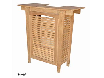 Anderson Teak Montego Bar Table by Anderson Furniture