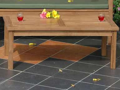 Info about Teak Montage Coffee Table 23 2261