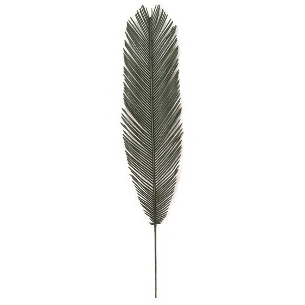 Valuable Artificial Outdoor Cycas Palm Branch  Product Photo