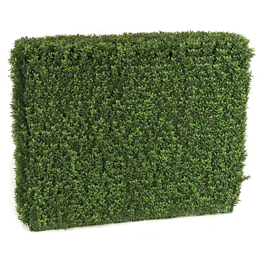 View L Artificial Outdoor Boxwood Hedge Partial Uv Protection 12 2476