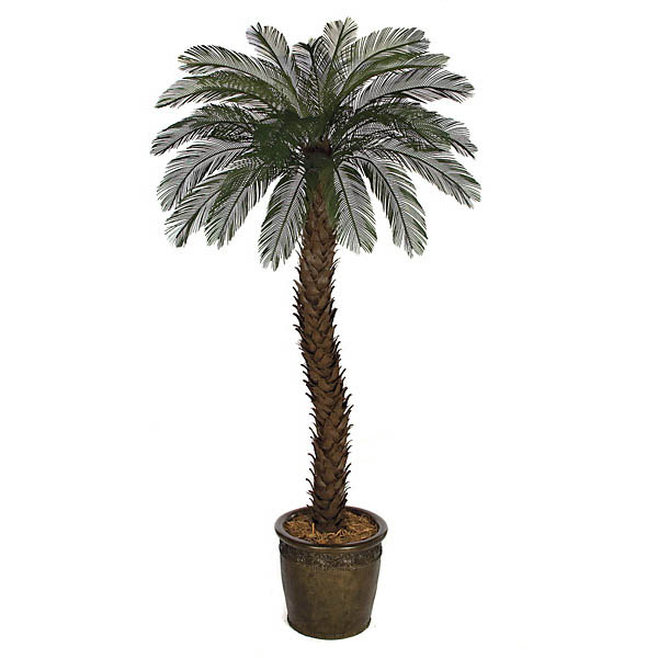11 foot Artificial Outdoor Cycas Palm with 36 Fronds AP-82511