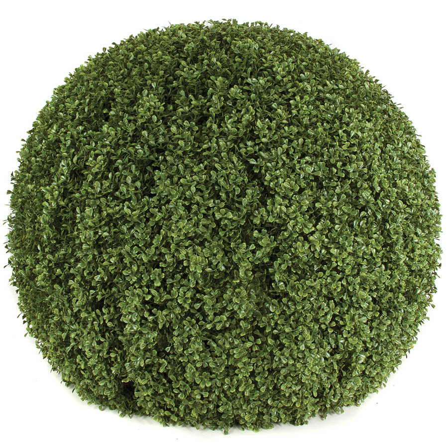 Search Outdoor Plastic Boxwood Ball Flat Base Product Photo