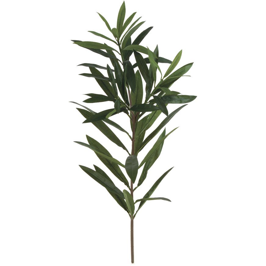 28 Inch Fire Retardant Oleander Branch (set Of 12)