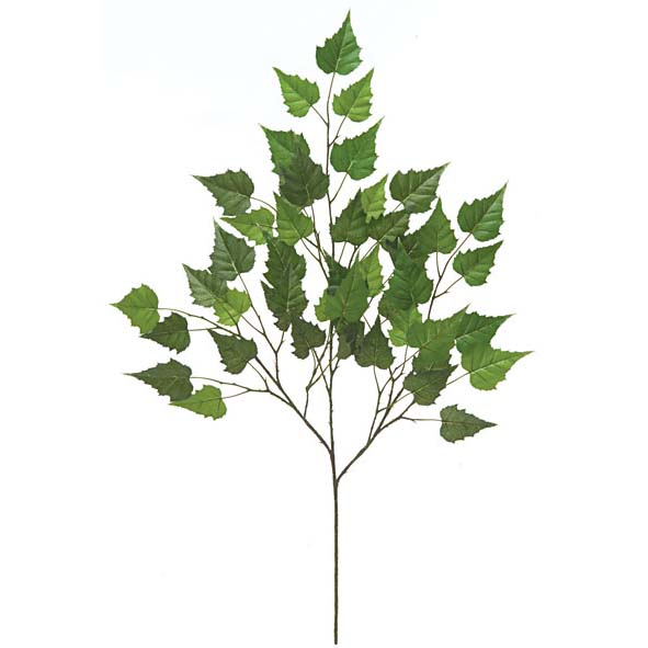 28 Inch Fire Retardant Birch Branch (set Of 12)