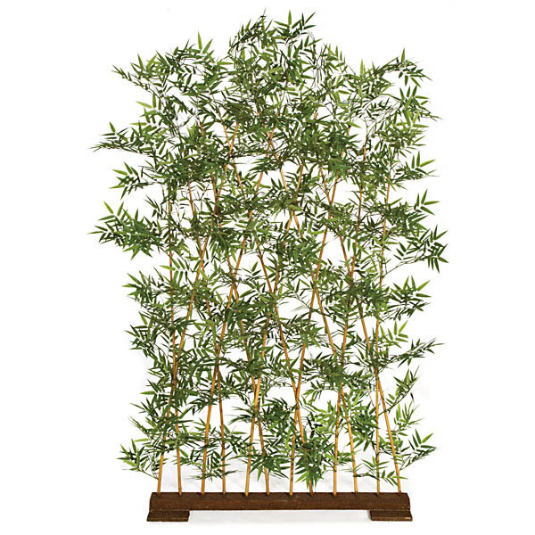 Outstanding H Tutone Bamboo Wall Tree Wooden Base  Product Photo