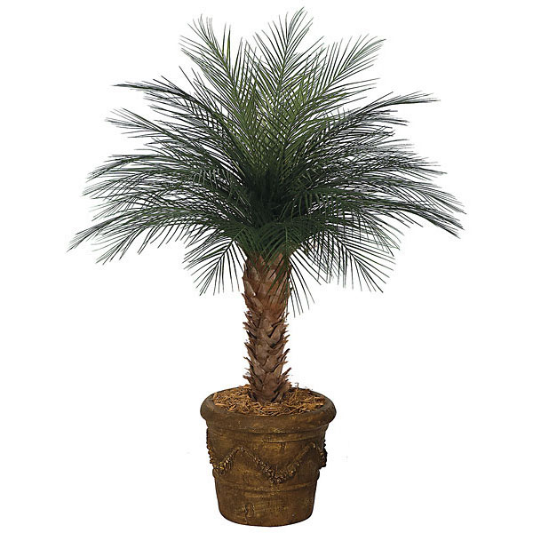 Pretty Artificial Outdoor Areca Palm Fronds Product Photo