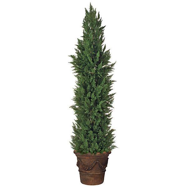 10 Foot Artificial Outdoor Cypress Tree