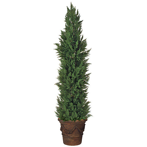Select Artificial Outdoor Cypress Tree Product Photo