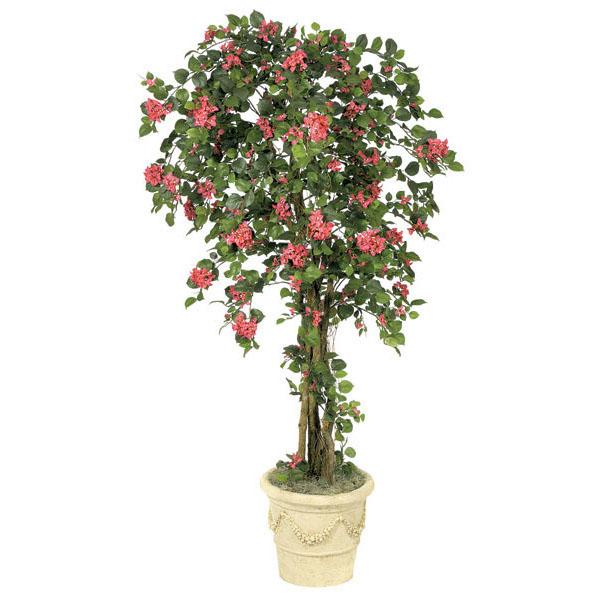 Artificial cherry blossom trees fake wisteria dogwood blossom tree 6 foot bougainvillea tree potted mightylinksfo