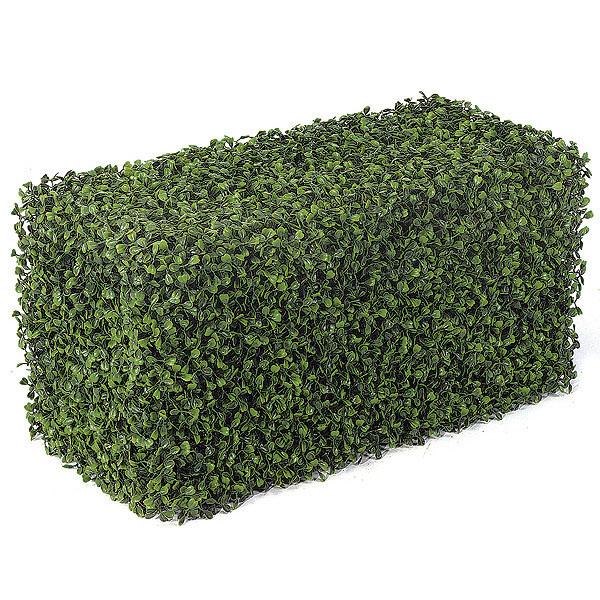 Impressive Sided Boxwood Hedge Uv Protected Product Photo