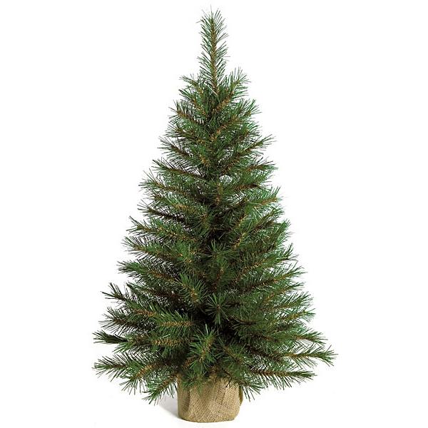 Christmas | Burlap | Foot | Tree