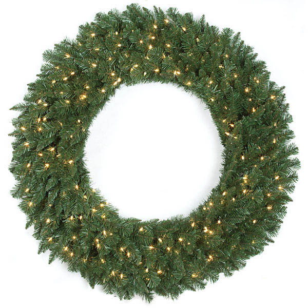 Select Monroe-Pine-Wreath-Clear-Leds Product Picture 707