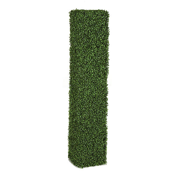 Choose Artificial Boxwood Column Hedge 2 1454