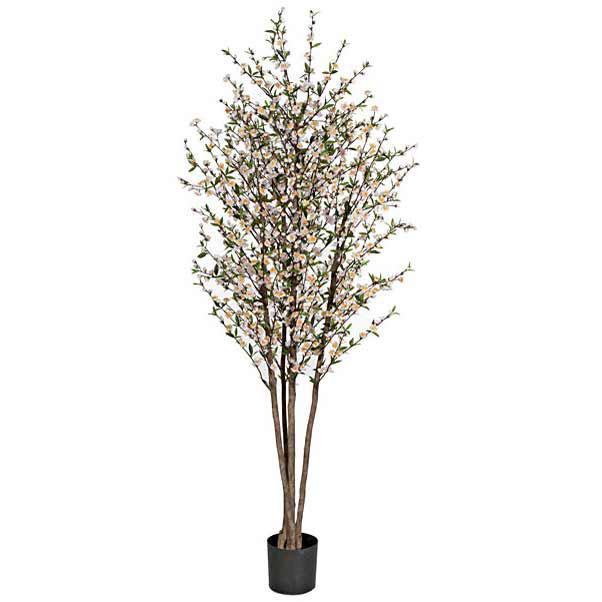 Artificial Tree In Basket