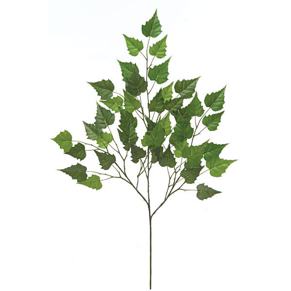 28 Inch Artificial Birch Branch (set Of 24)